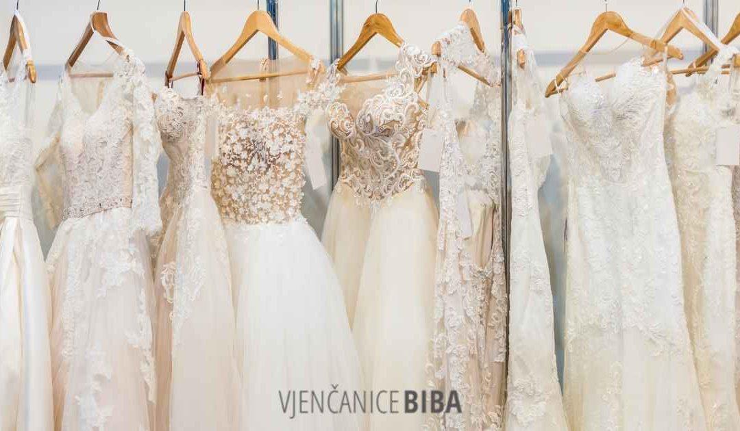 Rasprodaja vjenčanica poznatih brandova